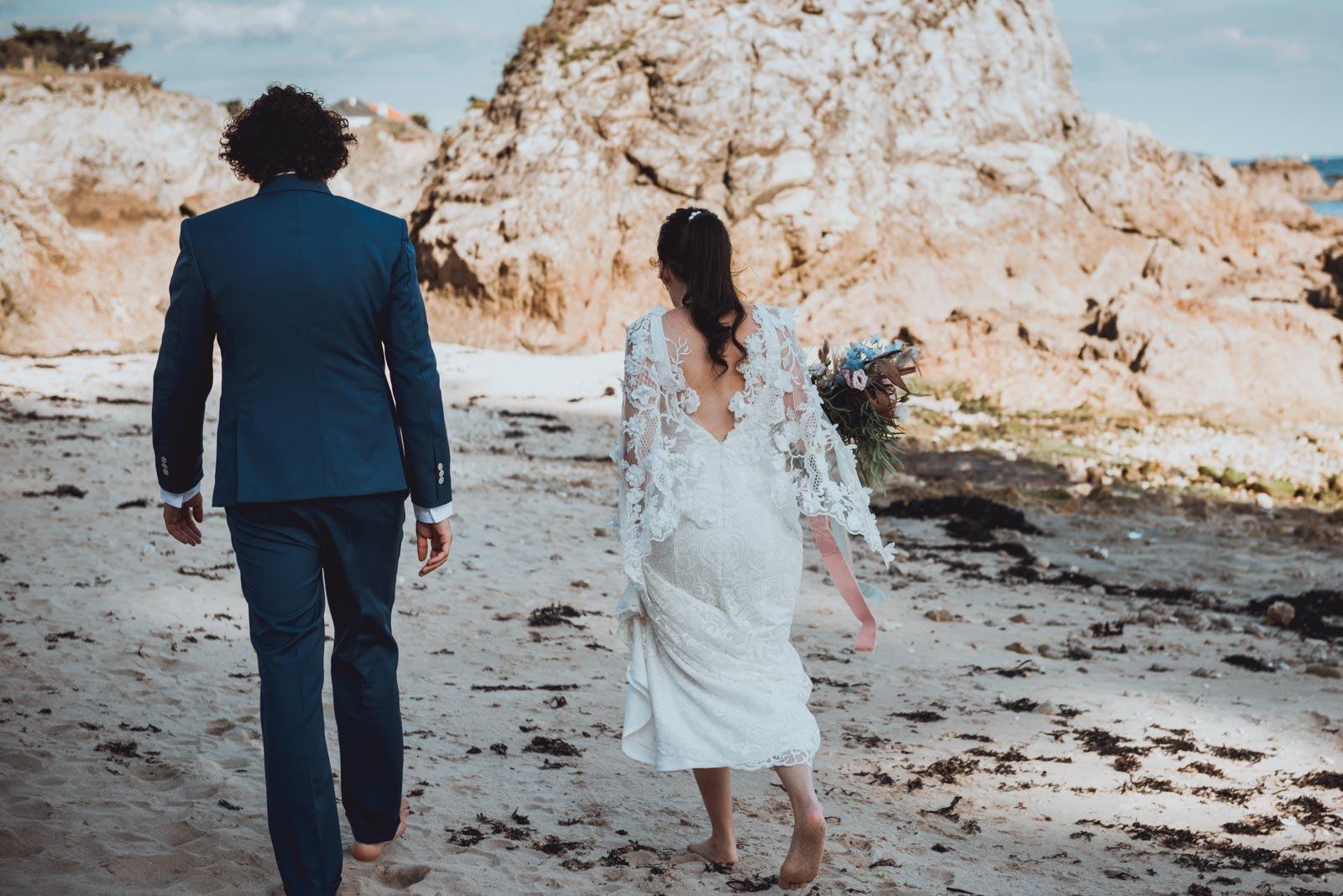 mariage plage pays de la Loire