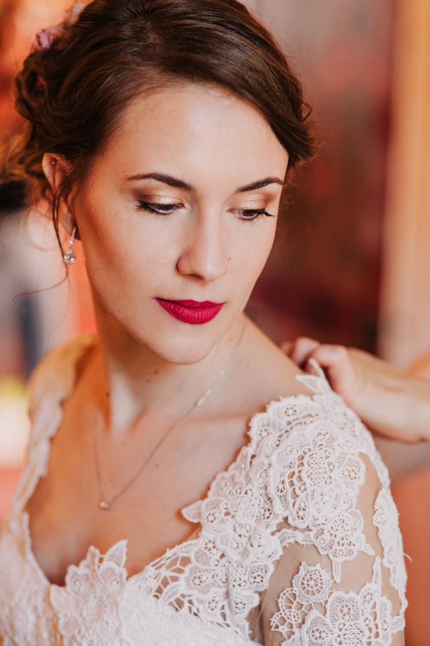 maquilleuse mariage Loire atlantique