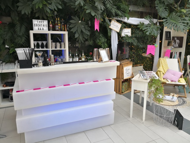 cocktail mariage pays de la Loire bar