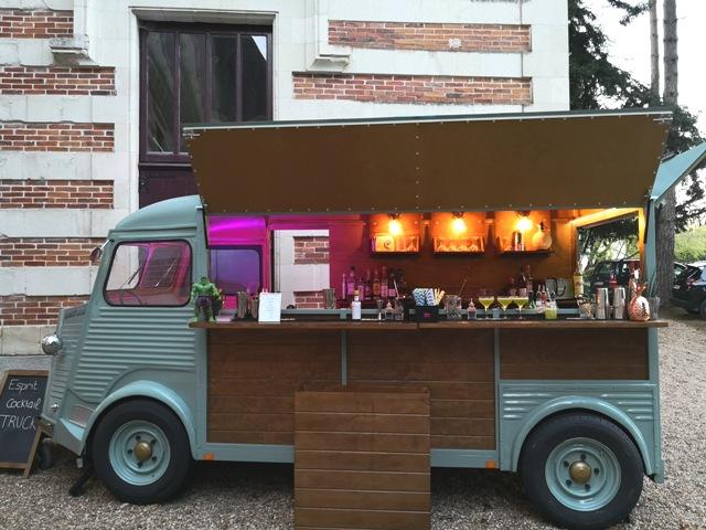mimologie evenementielle Nantes cocktails