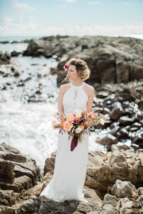 Robe de mariage sur-mesure Silvene Hedon Nantes