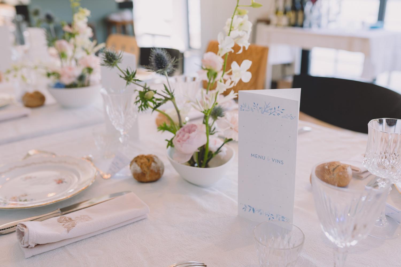 repas mariage Nantes