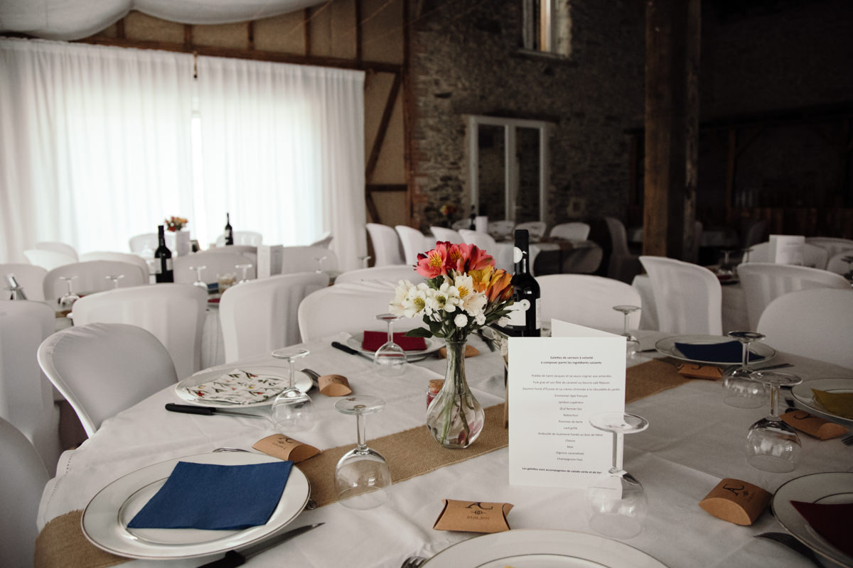 decoration champetre mariage