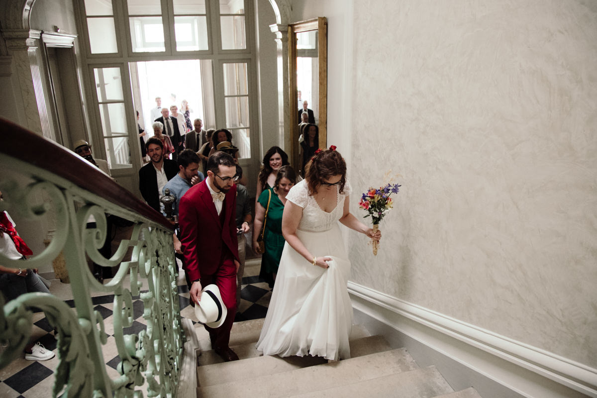 mariage civil pays de la Loire