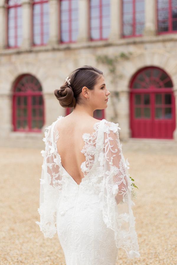 robe de mariee dentelle nantes pays de la loire
