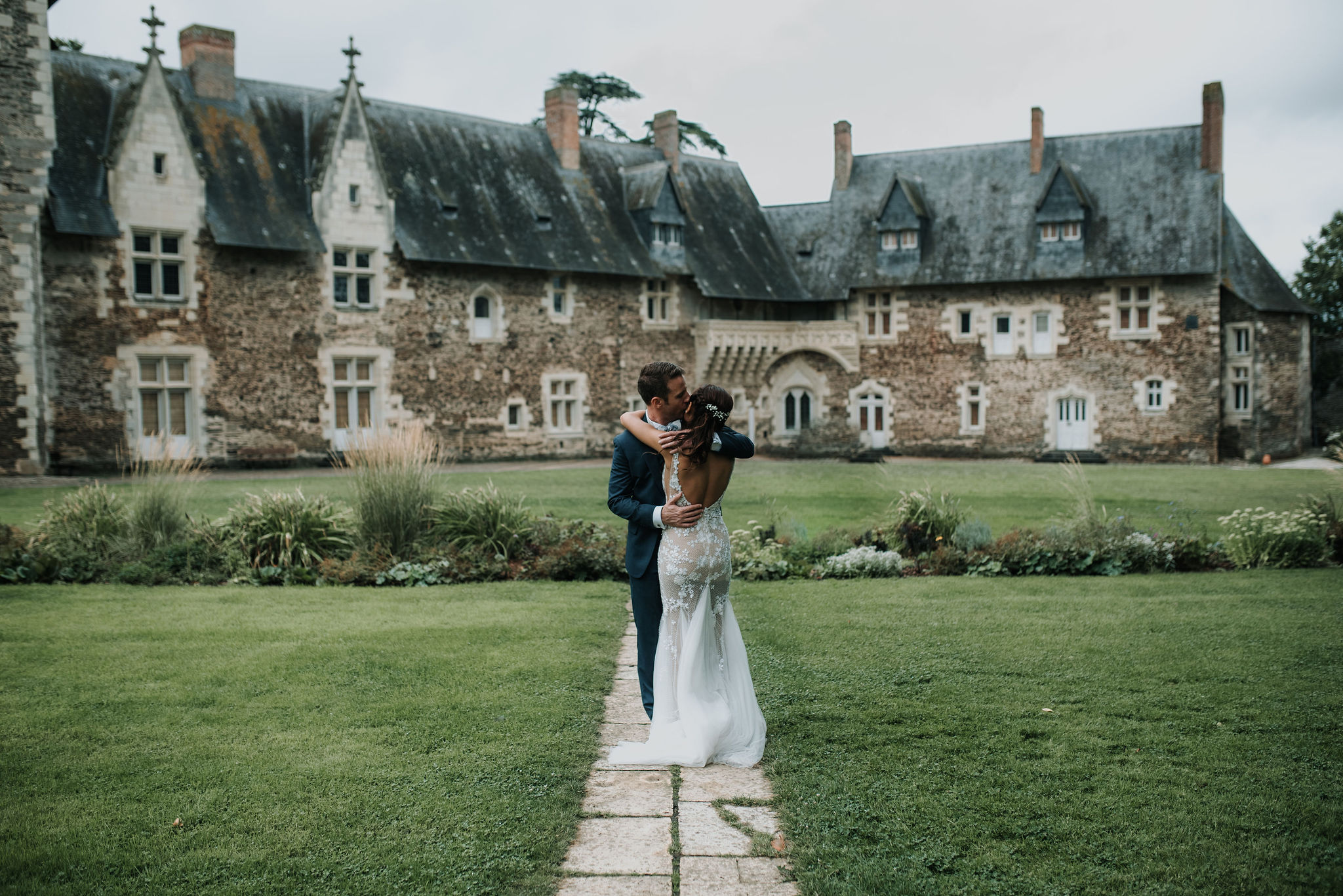 Mariage domaine du Plessis Angers