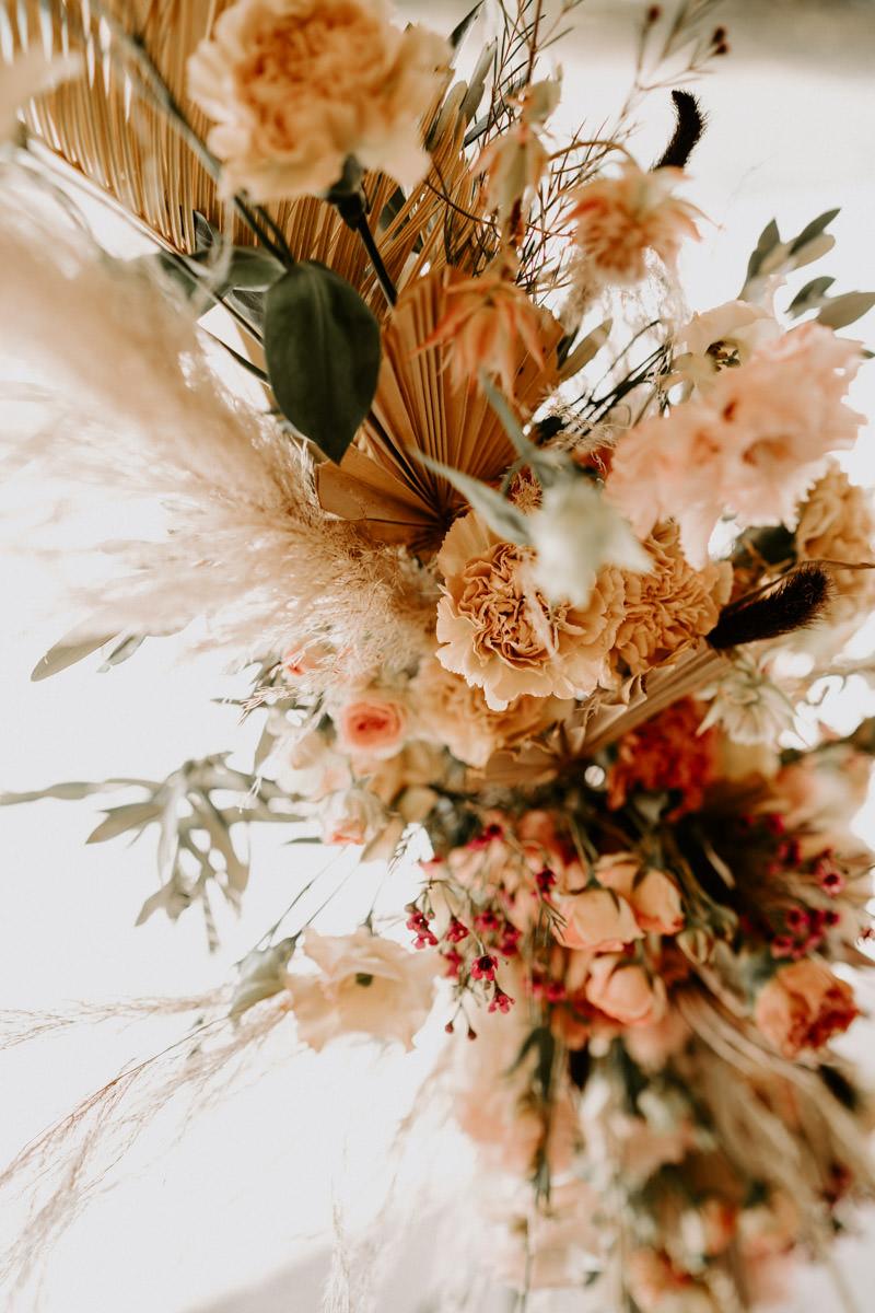 decoration florale ceremonie laique