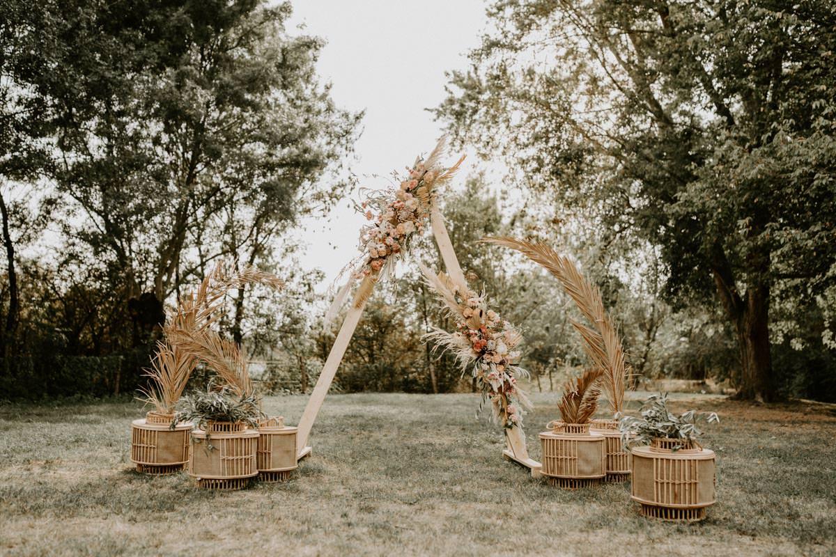 ceremonie laique mariage boheme