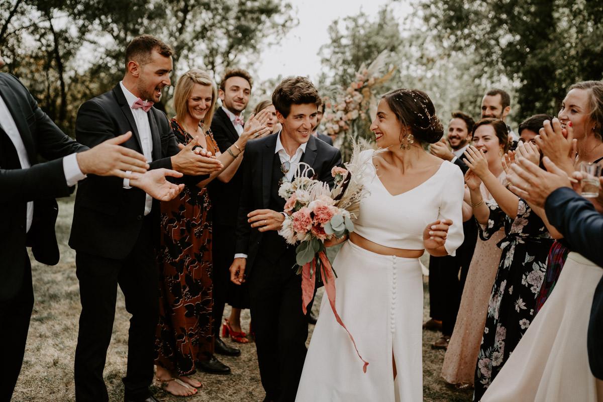 mariage boheme chic vendee