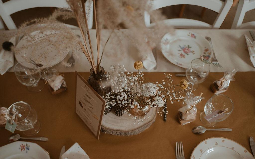 decoration florale mariage hivernal nantes