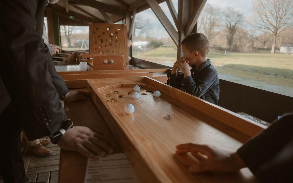 jeux bois vendee pays de la Loire