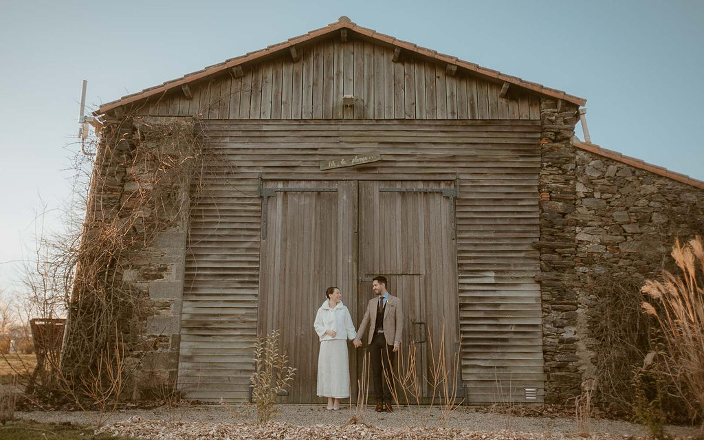 photographe mariage champetre vendee
