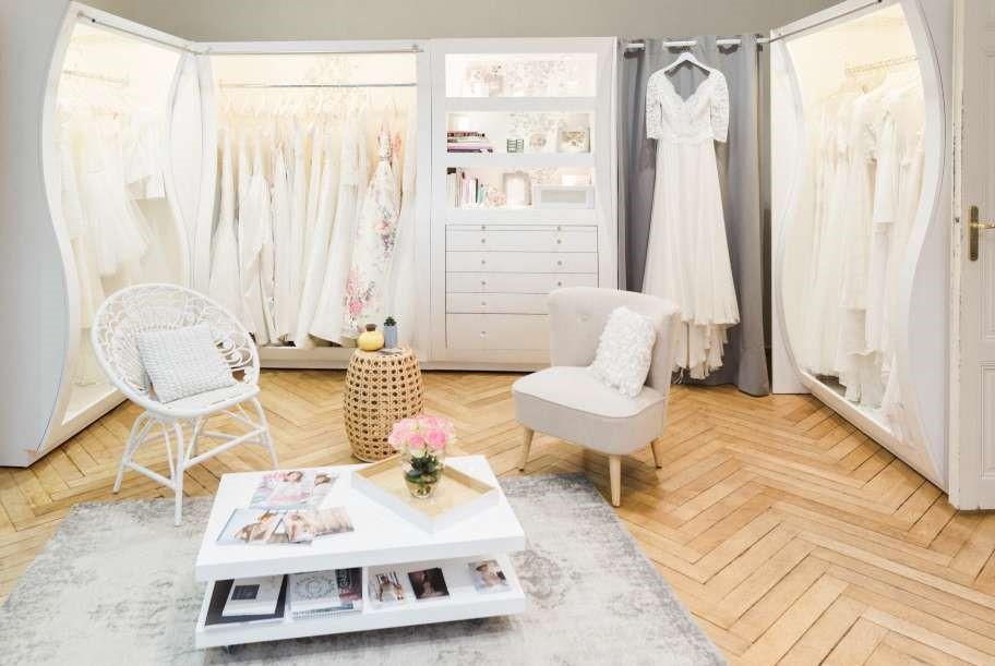 showroom robes de mariées moderne angers