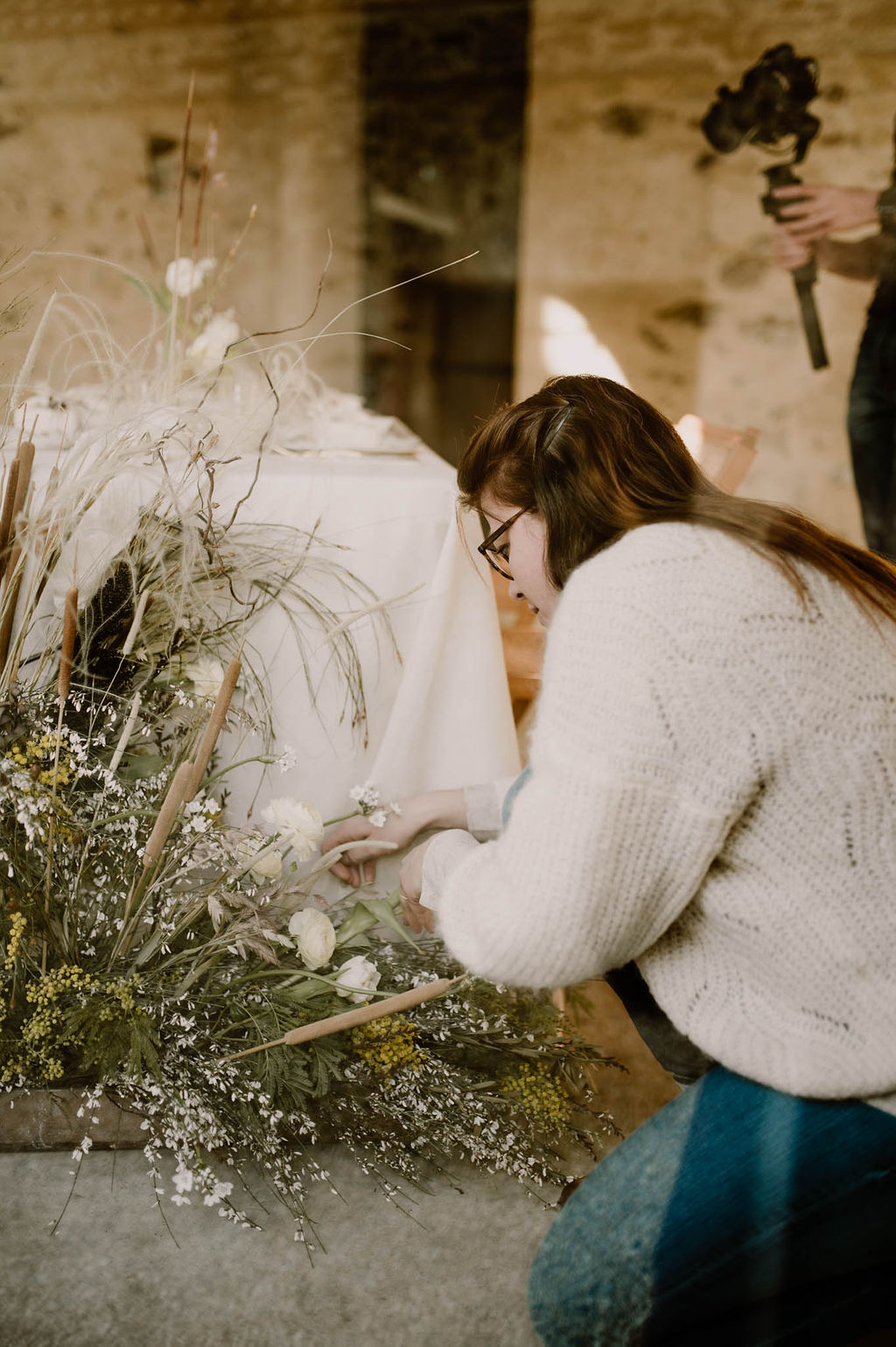 composition florale écoresponsable mariage budget