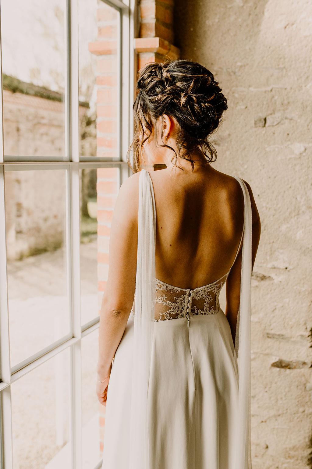robe mariage ecoresponsable