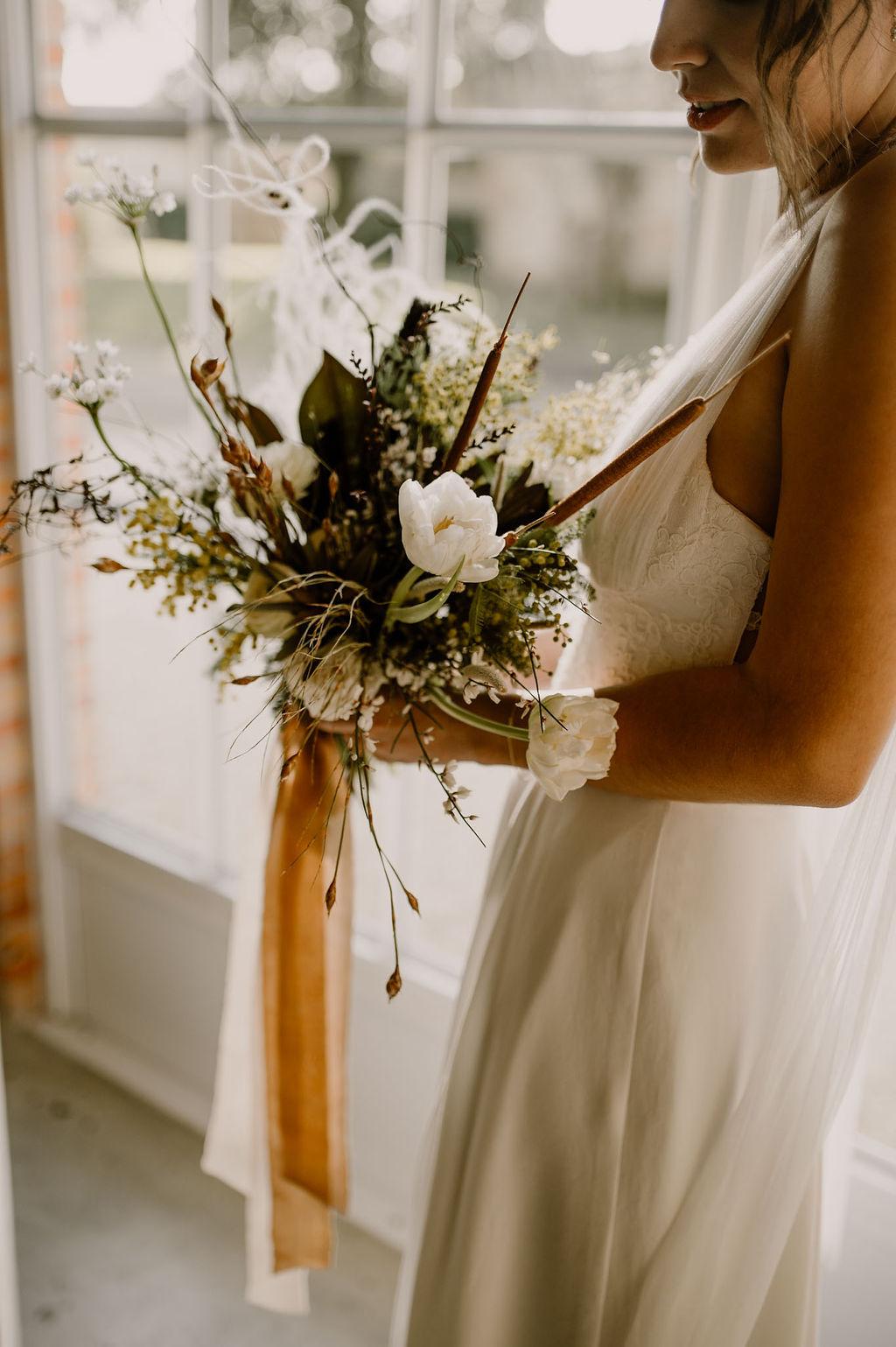 bouquet ecoresponsable mariage