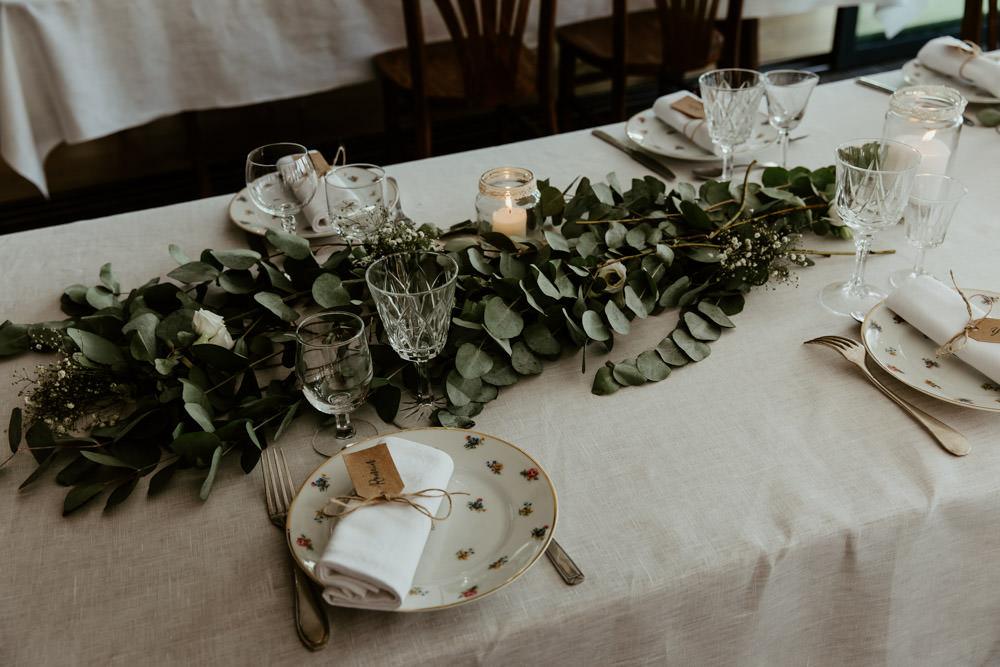 fleurs style champêtre mariage Nantes