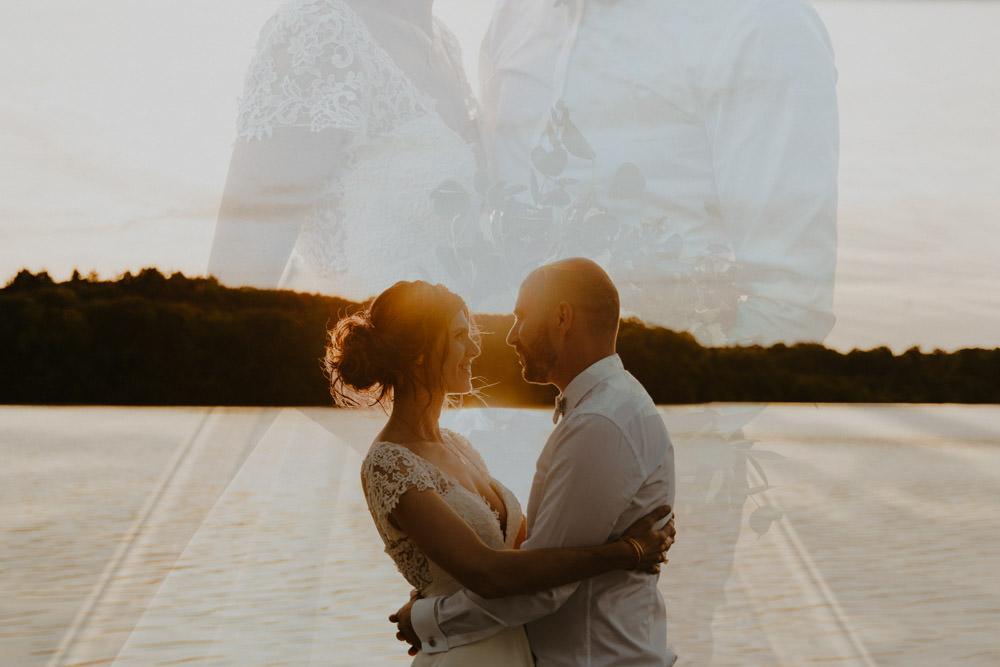 photo de couple mariage Nantes