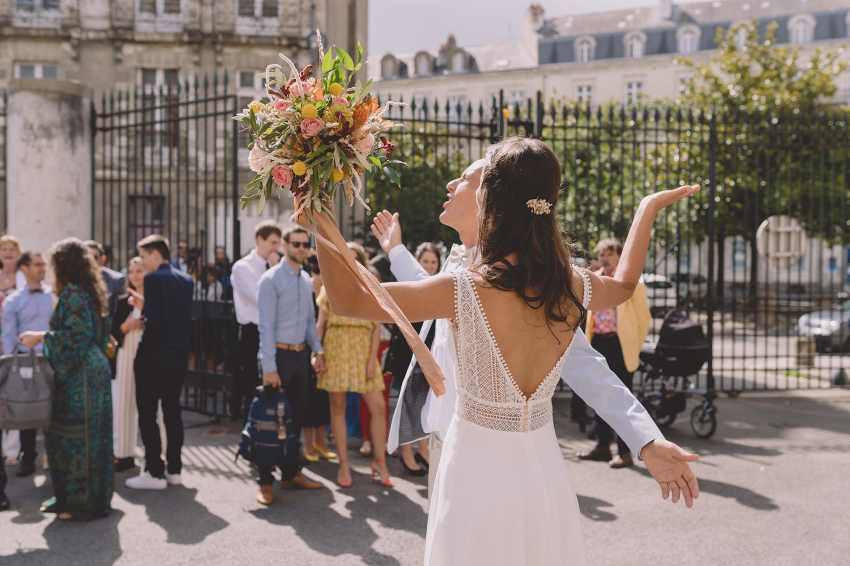 Mariage mairie de Nantes