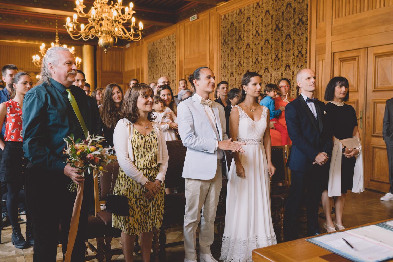 Cérémonie de mariage Nantes