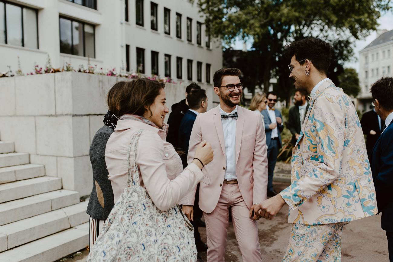 costume moderne homme pour mariage nantes