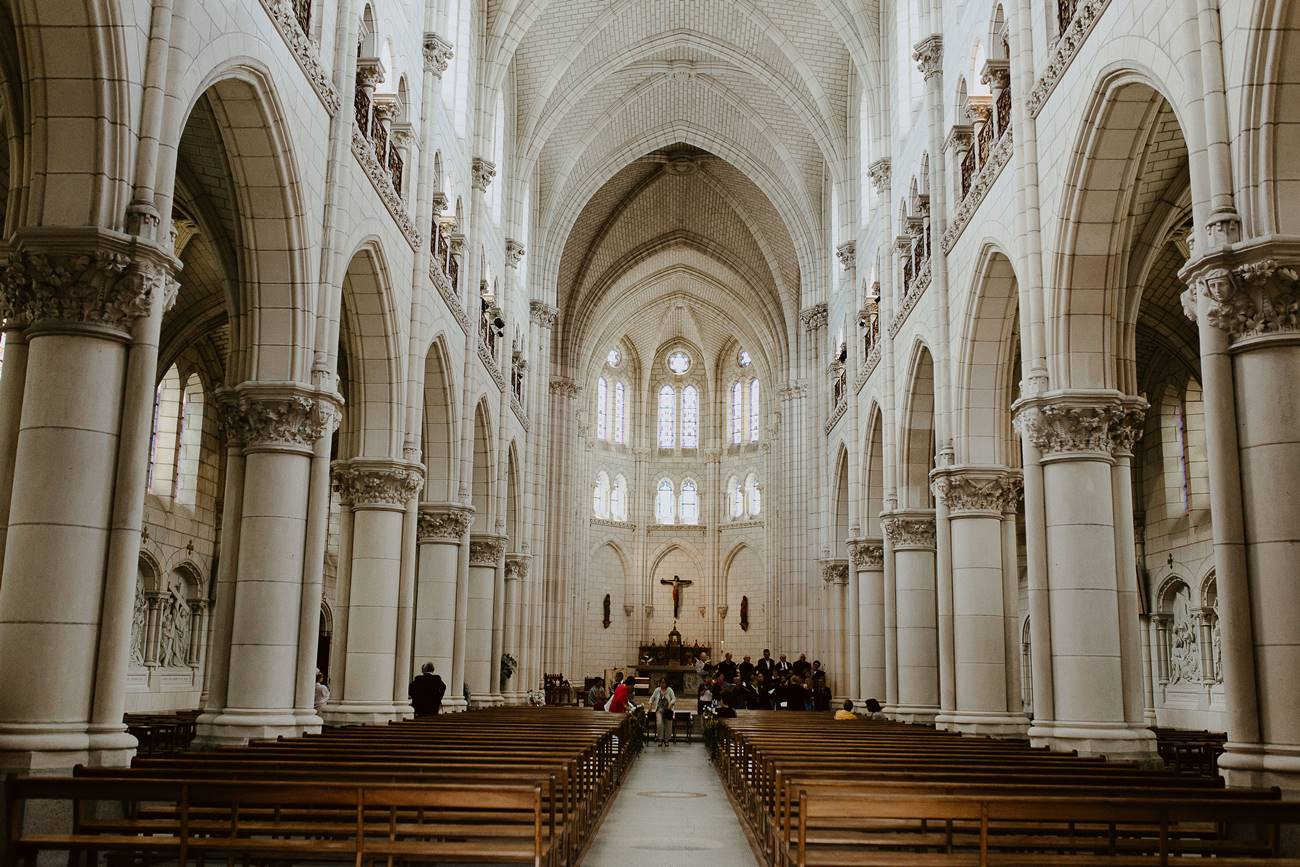 mariage église nantes