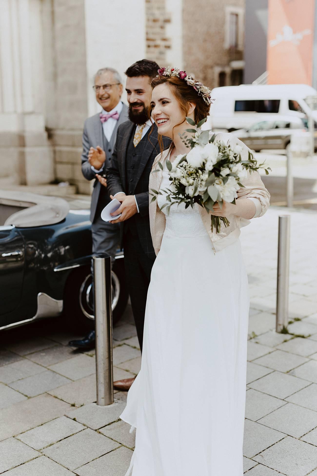 robe de mariage moderne nantes
