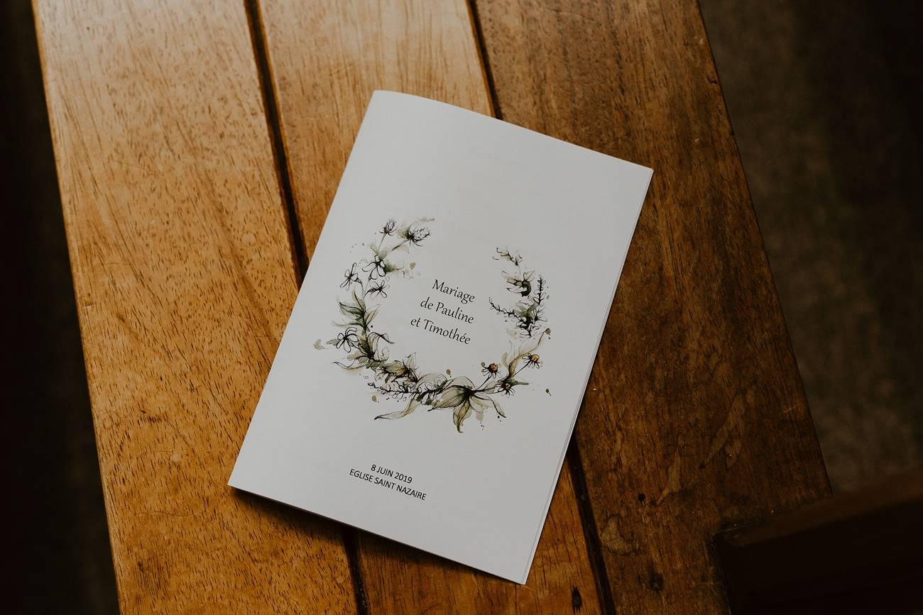 papeterie de mariage nantes