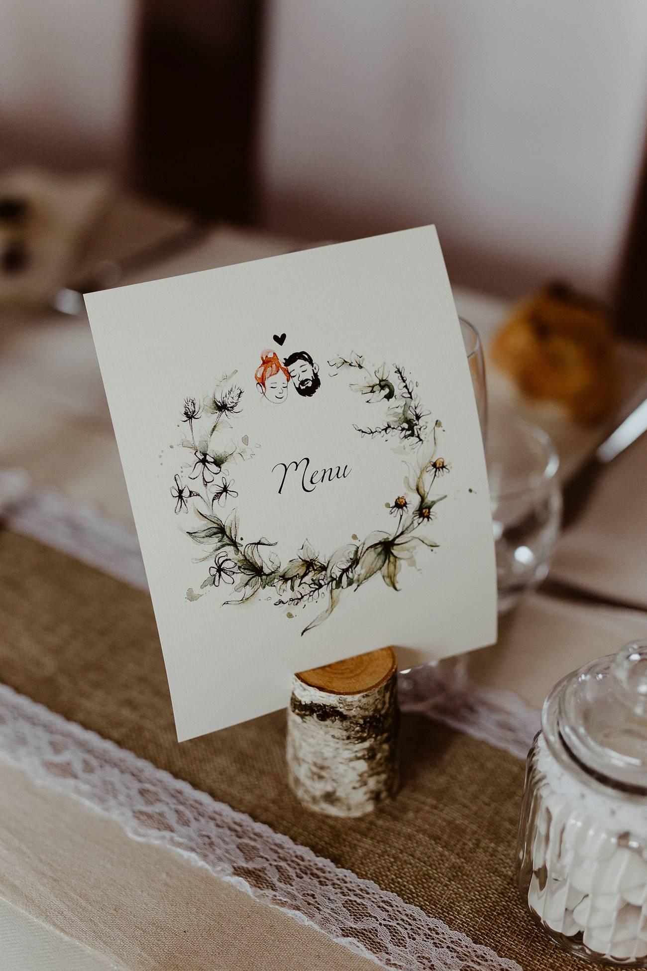 numero de table mariage végétal nantes