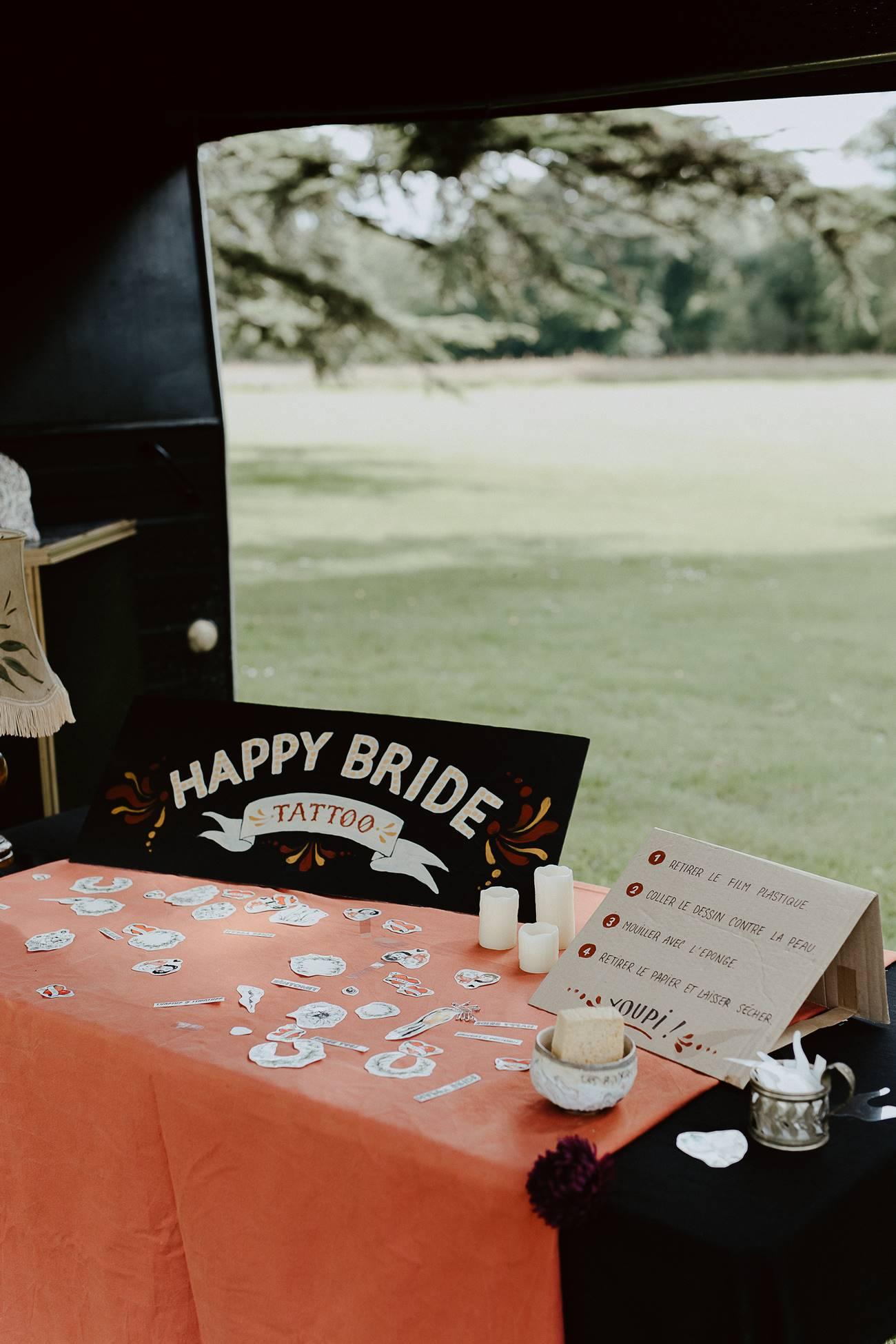 mariage domaine du thiemay