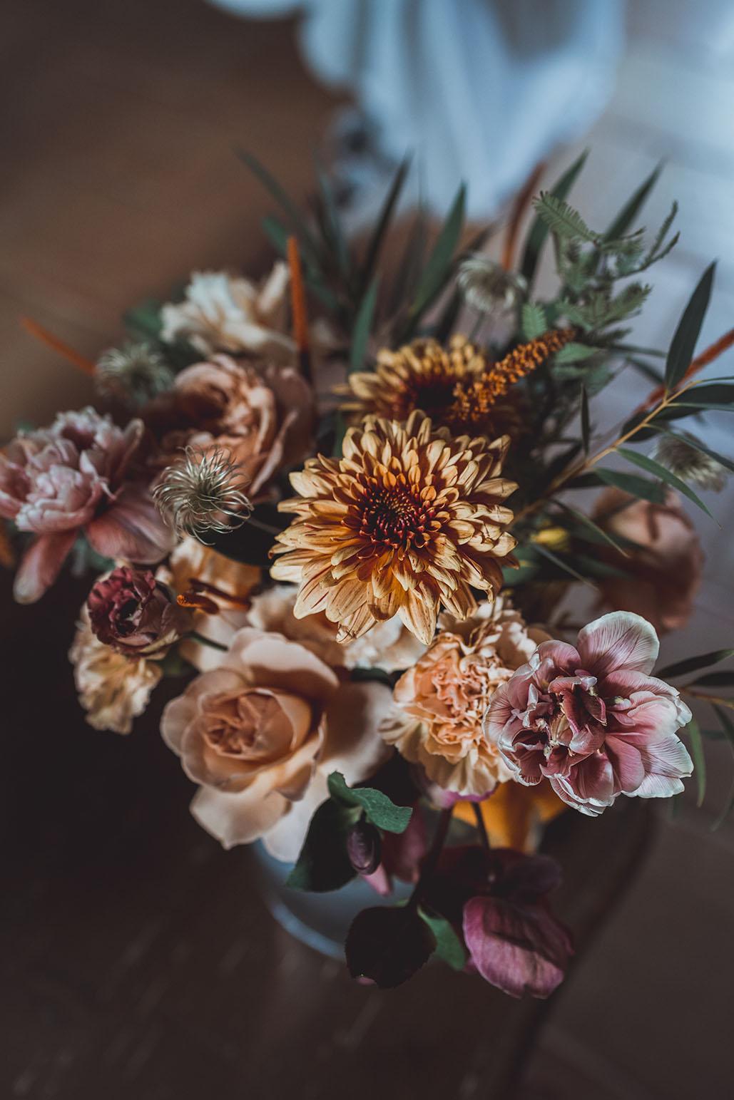 bouquet mariee nantes