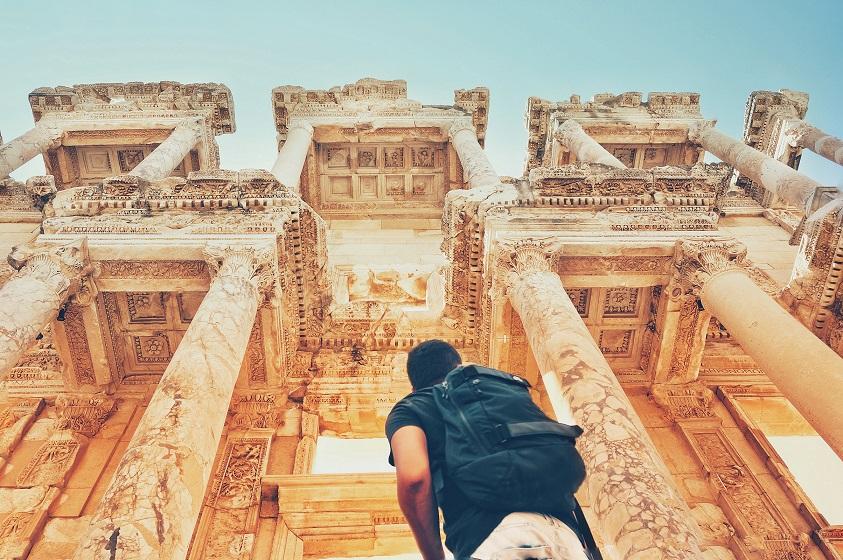 voyage de noces lune de miel Ephesus