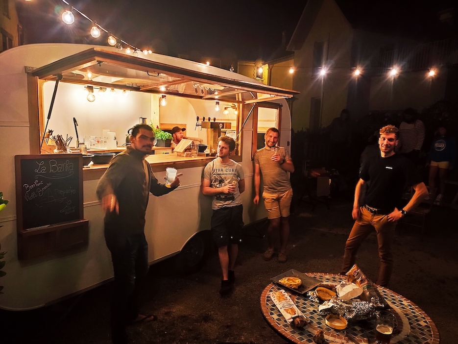 bar caravane mariage bretagne