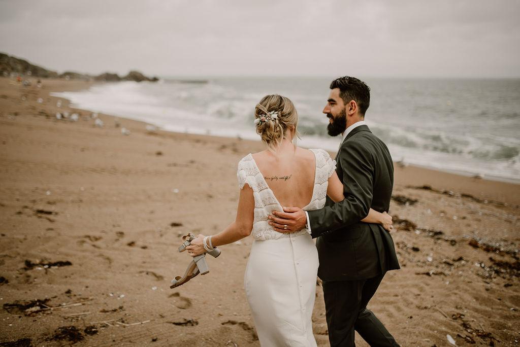 mariage bord de mer guerande