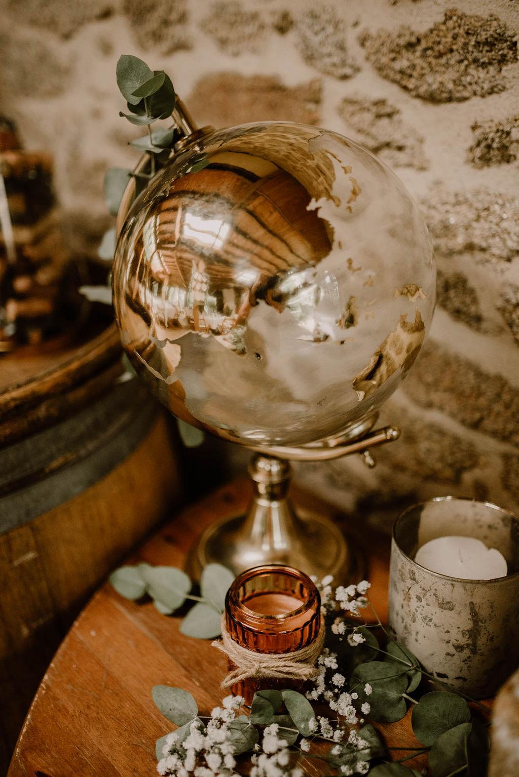 urne mariage multiculturel