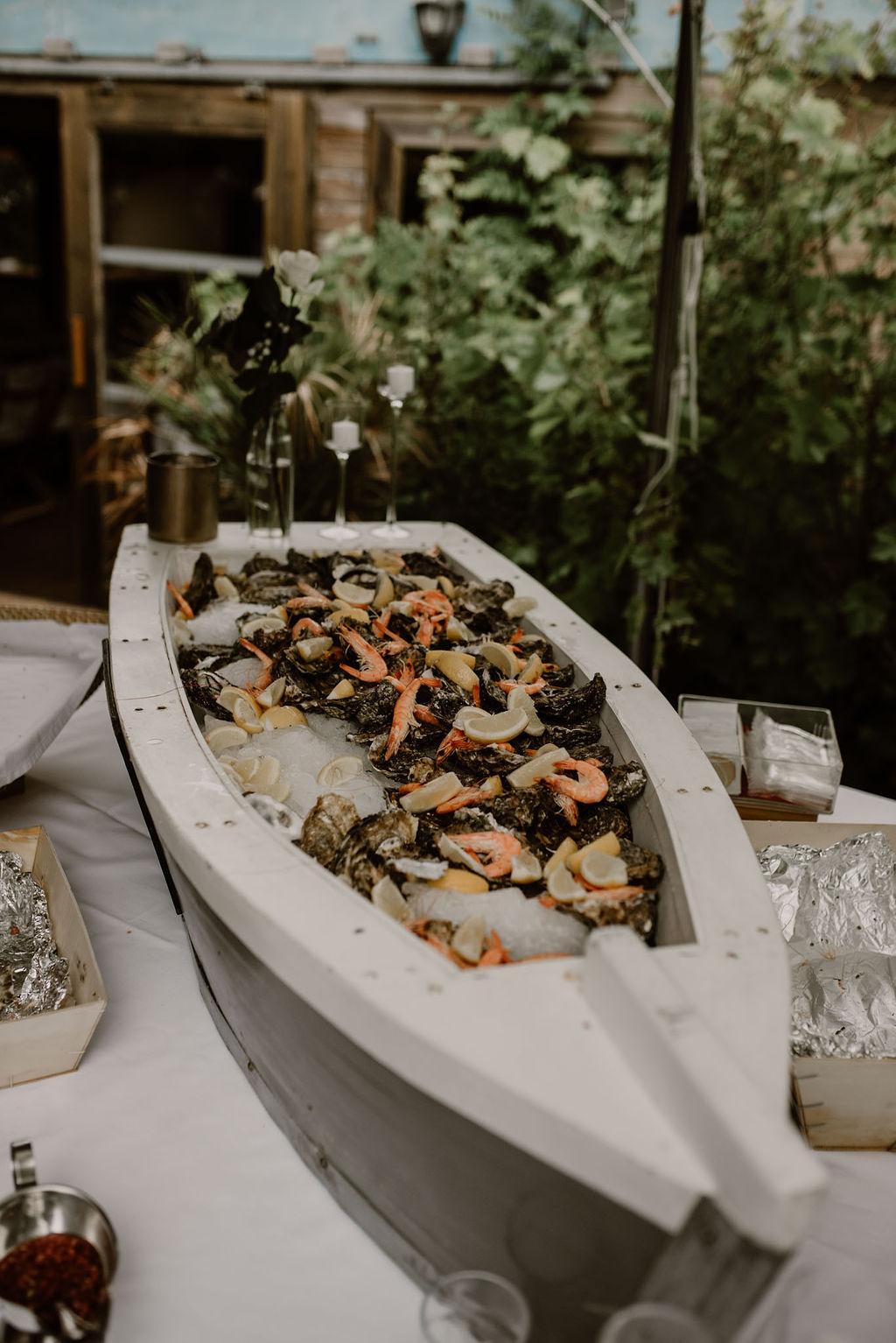 mariage domaine des colombes guerande traiteur Loire Atlantique