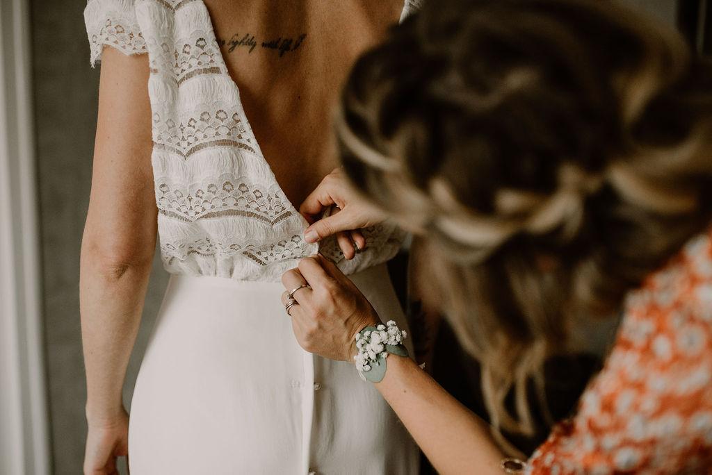 robe de mariee dentelle boheme moderne guerande