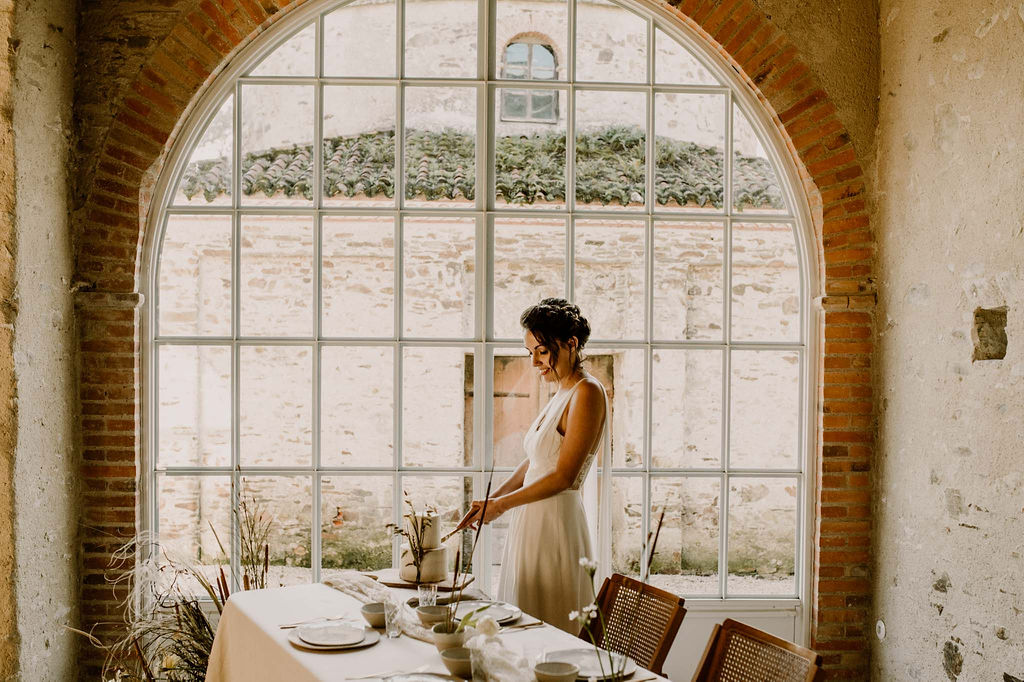 mariage ecoresponsable organise par wedding planner