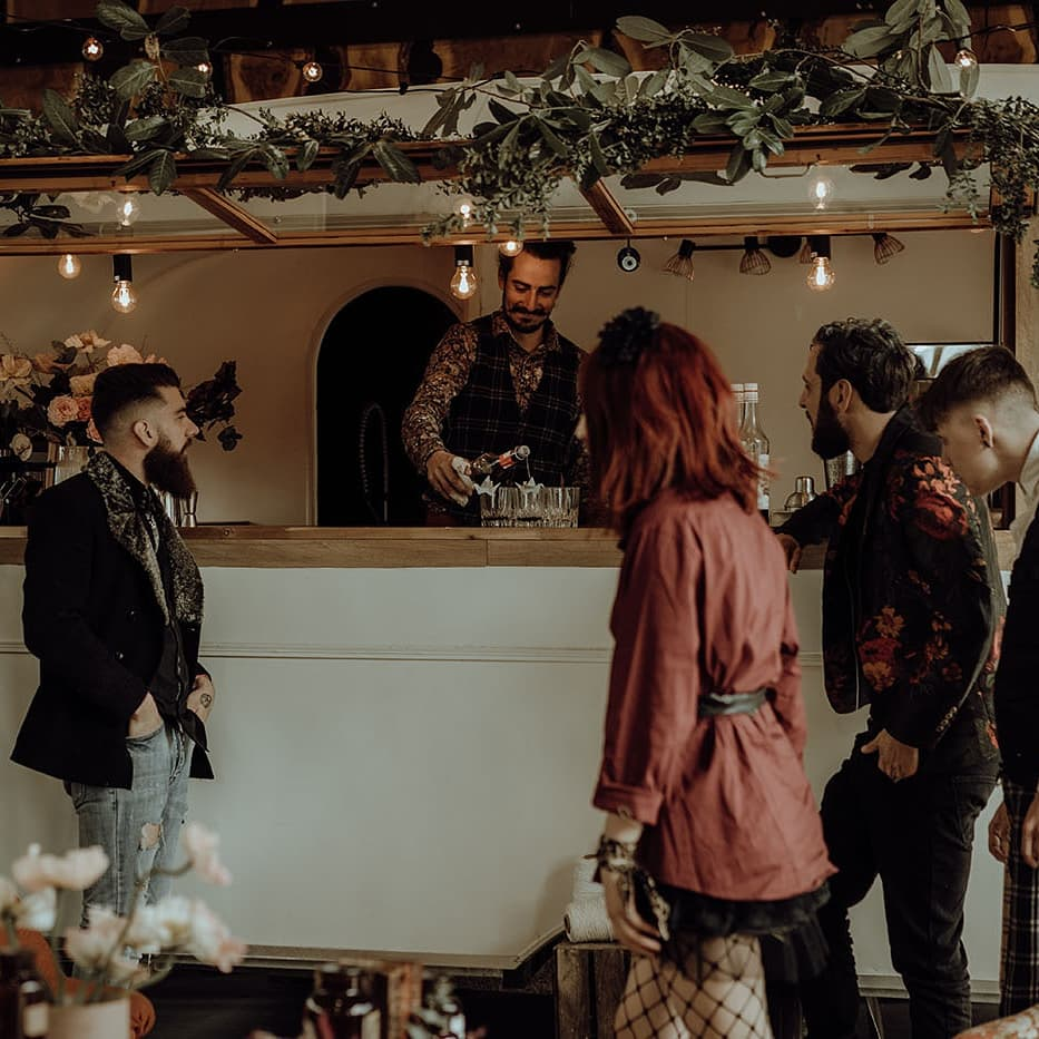 mariage bar coktail vin nantes rennes vendee bretagne