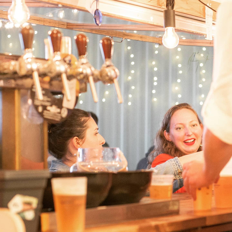 mariage boissons caravane cocktail pays de la loire bretagne