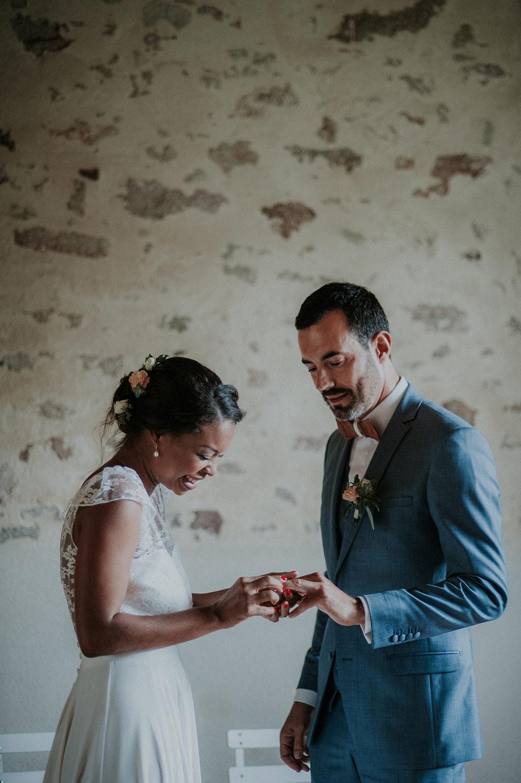 rituel cérémonie laique mariage nantes