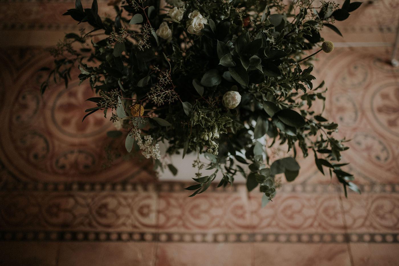 decoration florale champetre vegetal nantes