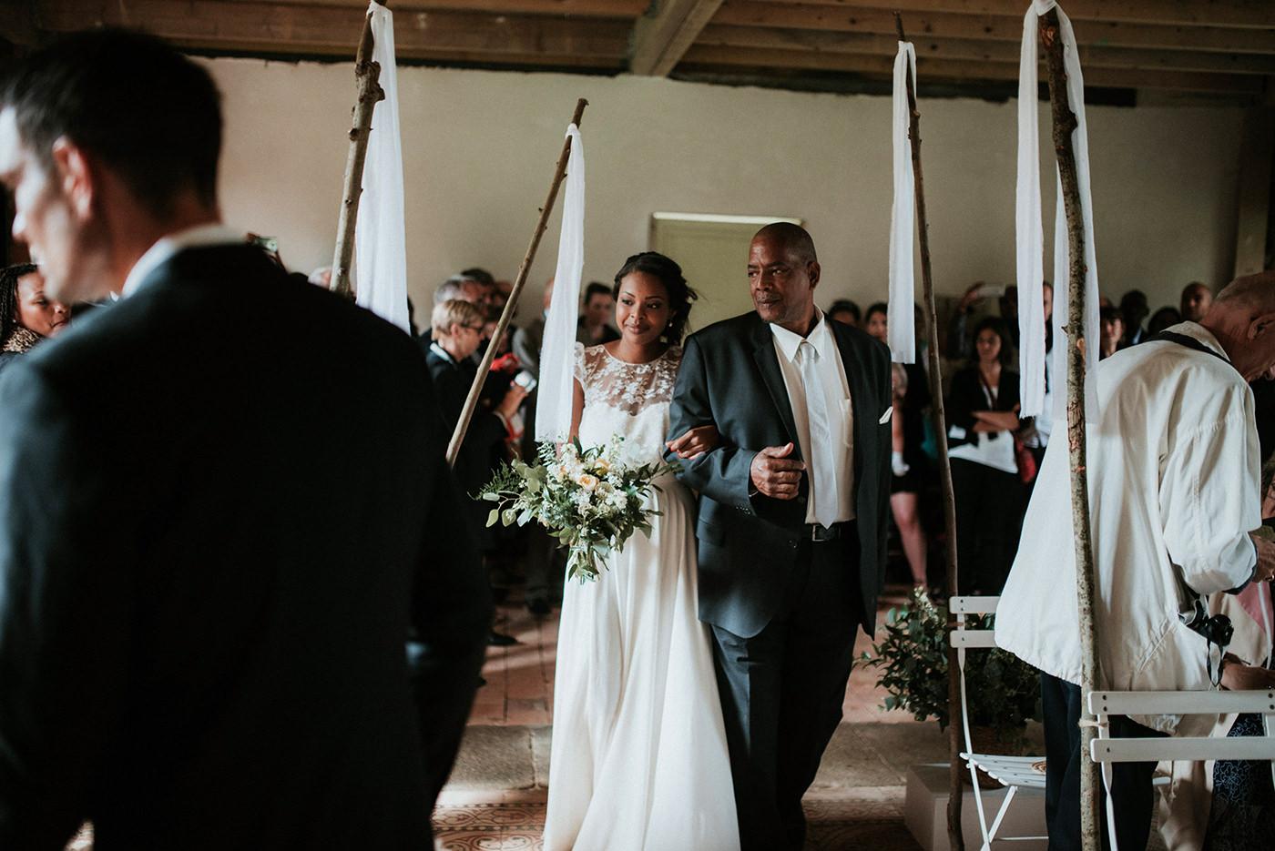 decoration ceremonie laique mariage nantes