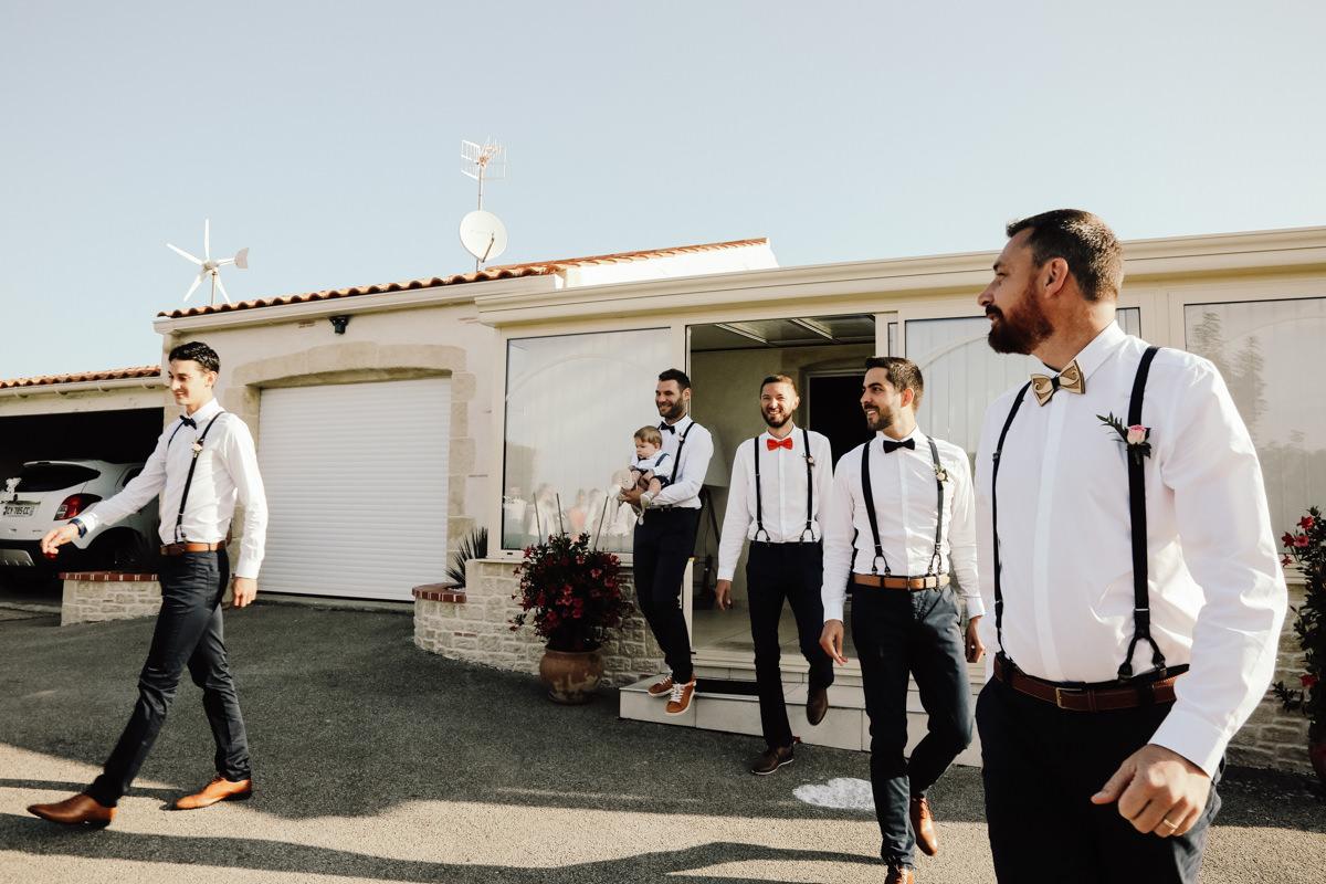 mariage gay témoins de mariage vendee