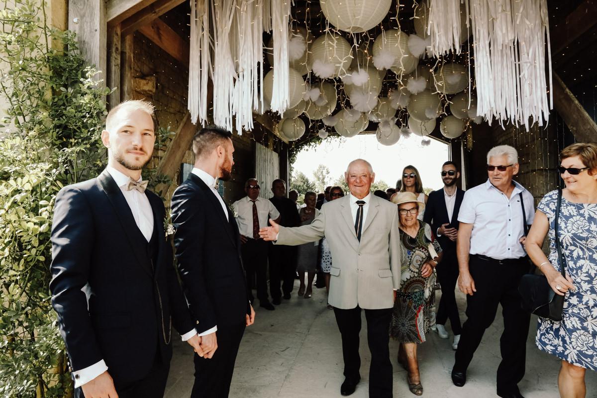 mariage château de la chevallerie vendee