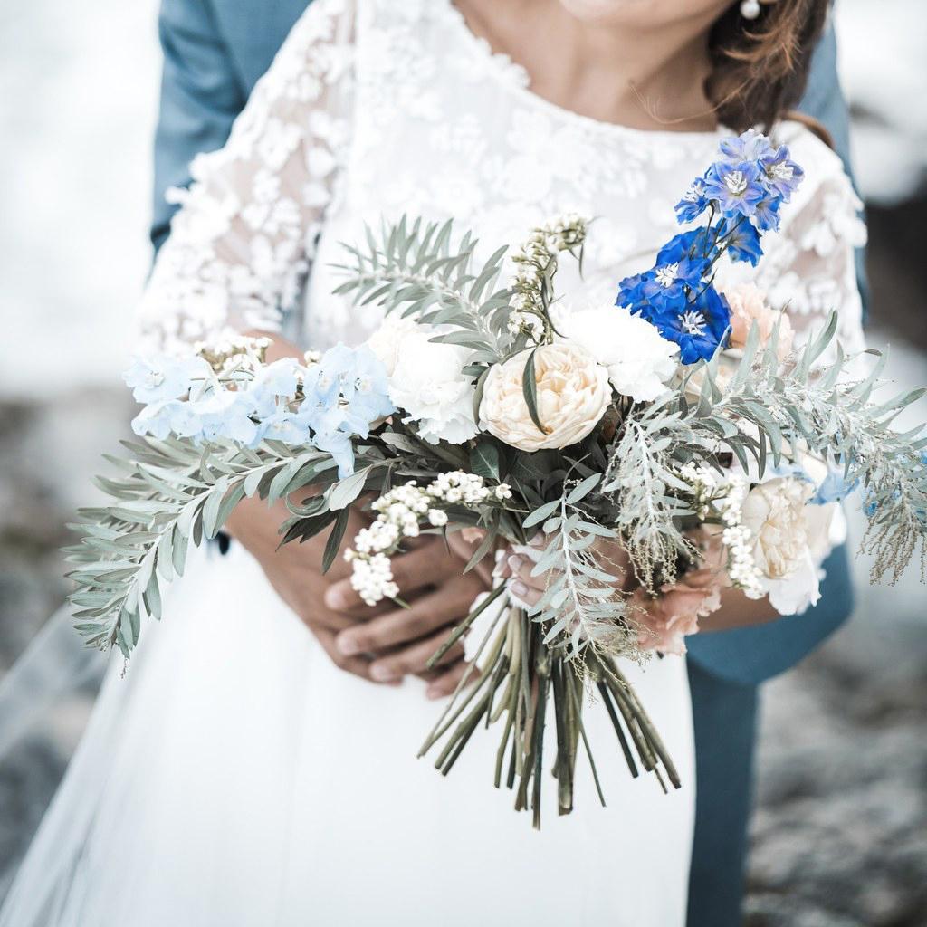fleuriste mariage nantes bouquet de mariee