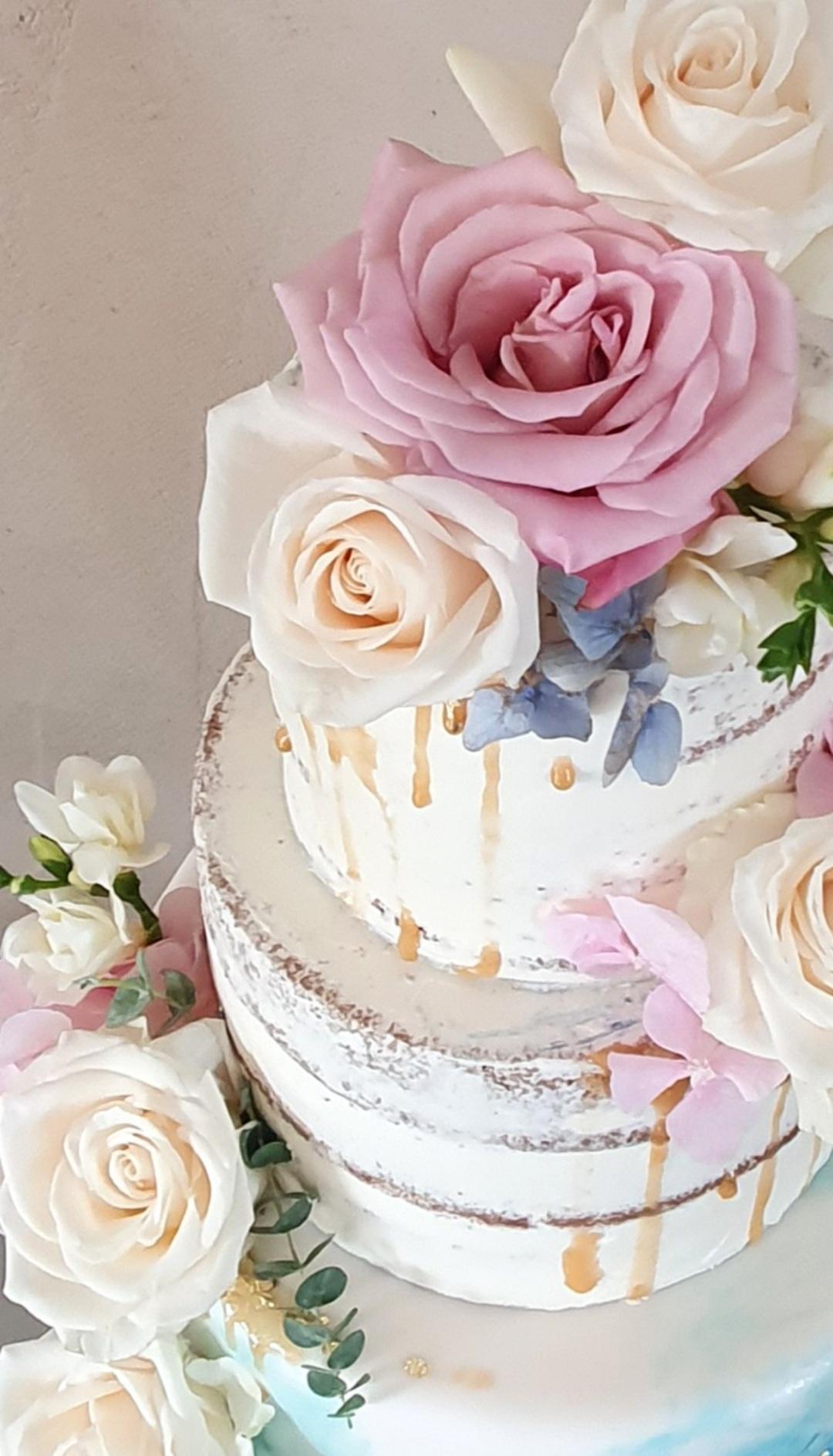 gateau wedding cake mariage nantes