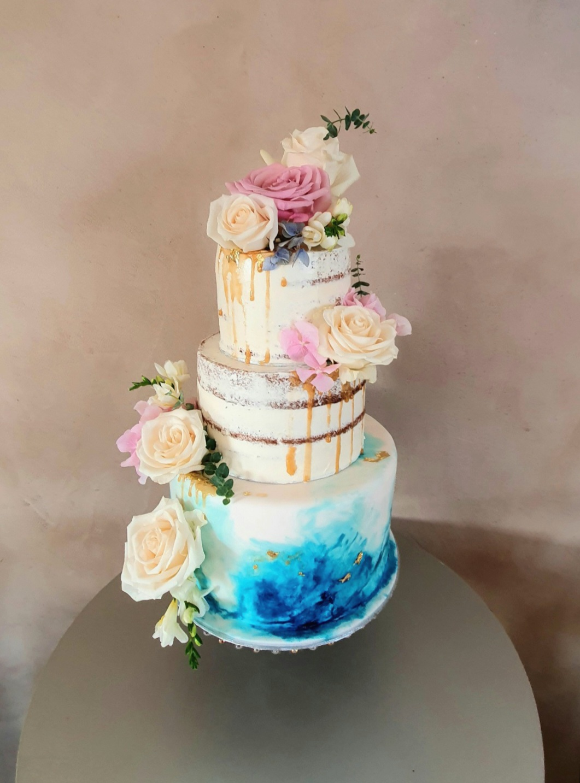 gateau wedding cake mariage nantes Loire Atlantique