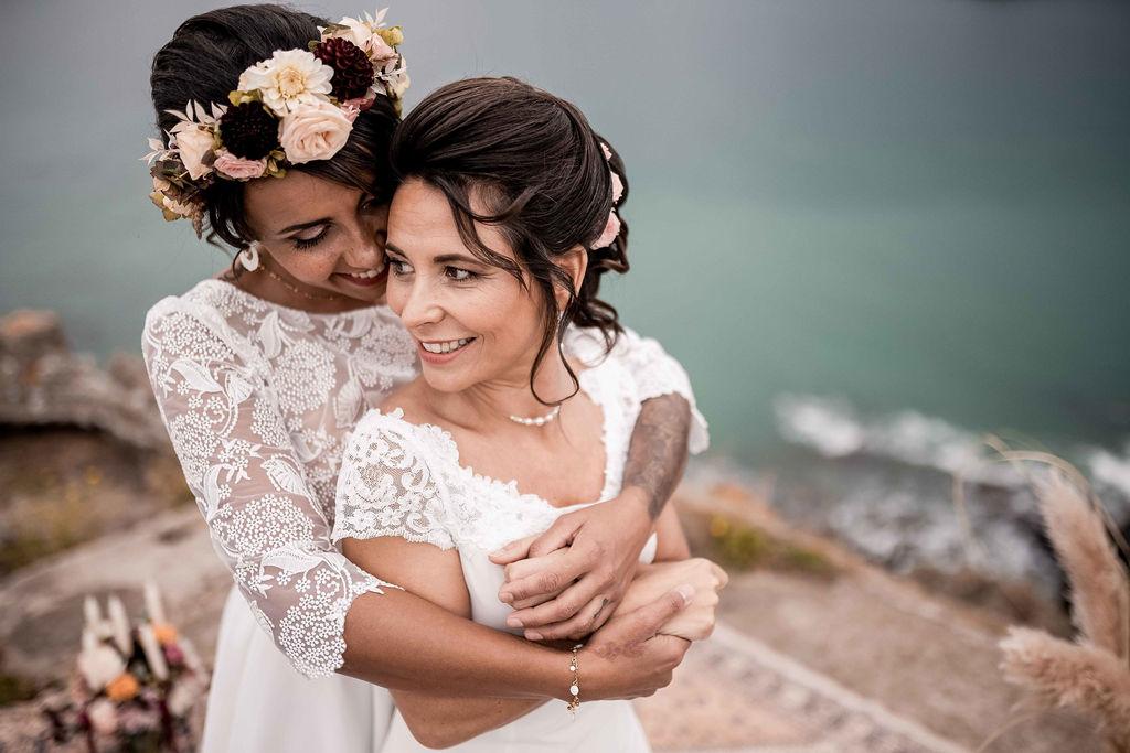 voeux de mariage Saint Malo ile et vilaine