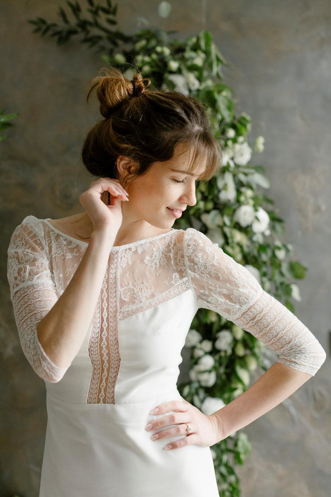 robe de mariee zero dechet nantes